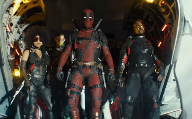 Immagine 18 - Deadpool 2, foto e immagini del film Marvel con Ryan Reynolds