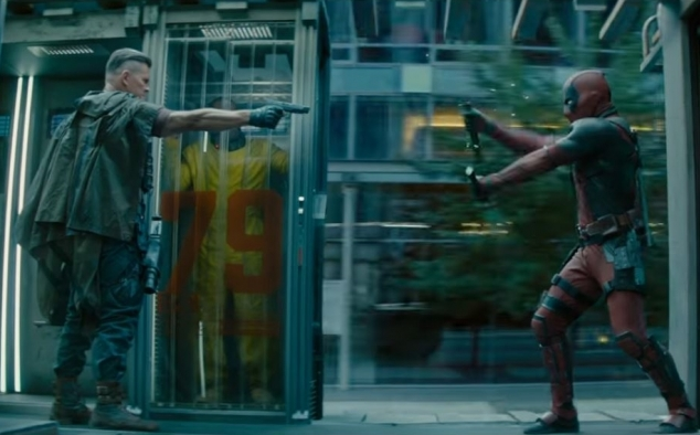 Immagine 22 - Deadpool 2, foto e immagini del film Marvel con Ryan Reynolds