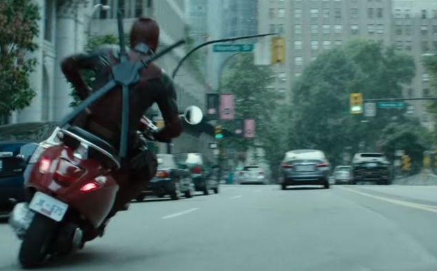 Immagine 1 - Deadpool 2, foto e immagini del film Marvel con Ryan Reynolds
