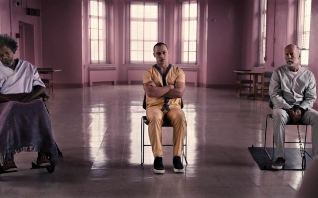 Immagine 2 - Glass, foto del film di M. Night Shyamalan con James McAvoy, Bruce Willis, Samuel L. Jackson