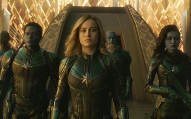 Immagine 16 - Captain Marvel, foto del film