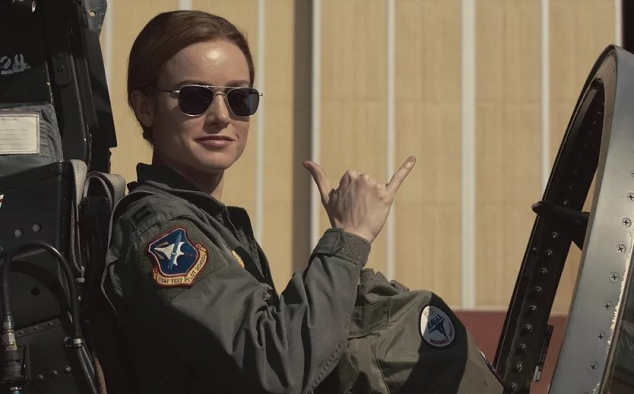 Immagine 7 - Captain Marvel, foto del film