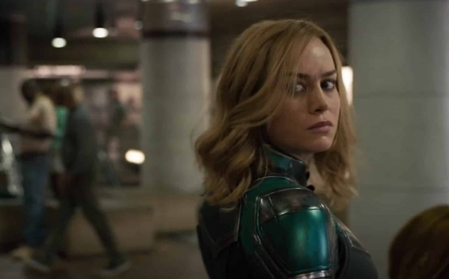 Immagine 9 - Captain Marvel, foto del film