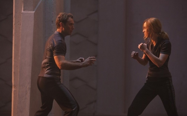 Immagine 6 - Captain Marvel, foto del film