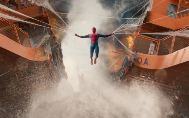 Immagine 15 - Spider-Man: Homecoming, foto e immagini del film