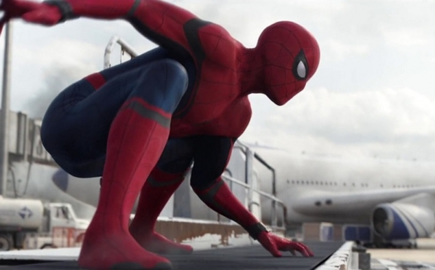 Immagine 20 - Spider-Man: Homecoming, foto e immagini del film