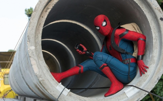 Immagine 23 - Spider-Man: Homecoming, foto e immagini del film