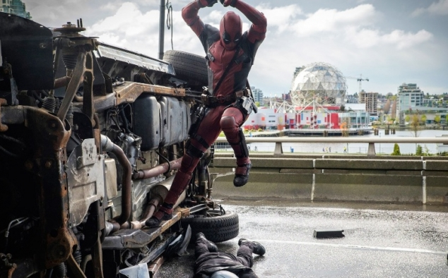 Immagine 3 - Deadpool, foto