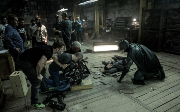 Immagine 109 - Batman VS Superman-Dawn of Justice, foto sul set