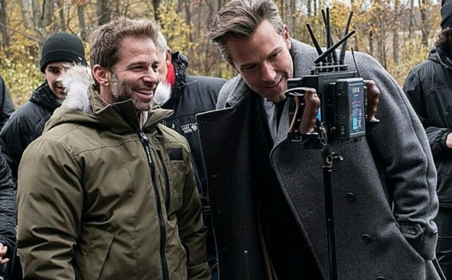 Immagine 110 - Batman VS Superman-Dawn of Justice, foto sul set