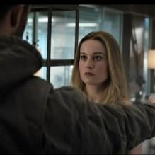 Captain Marvel in Avengers Endgame nel nuovo trailer italiano