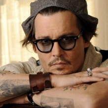 Johnny Depp è il mago Grindewald in Animali fantastici