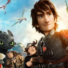 Dragon Trainer 2 primo al box office