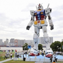 Gundam, al cinema un film in versione live-action