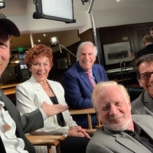 Happy Days, reunion del cast della celebre serie televisiva