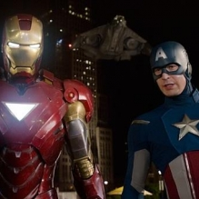Iron Man contro Steve Rogers in Captain America 3