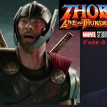 Thor: Love and Thunder, Matt Damon nel cast del film Marvel